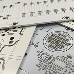 Metal Clad (MCPCB) / Insulated Metal (IMPCB)